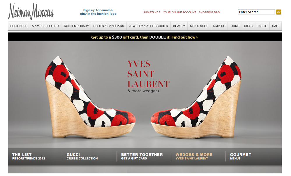 customer focus at neiman marcus Please click on the choices below to learn more about this product customer focus at neiman marcus: we report to the client author(s): robert d dewar.
