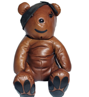 Luxury brand Mulberry create bear for BBC Children in Need
